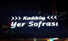 Işıklı Tabela Kadıköy
