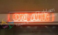 lazer oyma ışıklı pleksi tabela