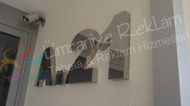 Apartman Krom Harf Tabela