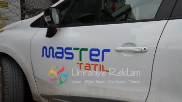Araba Logo Yazıları