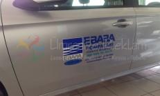 Araç Logo Stiker Folyo