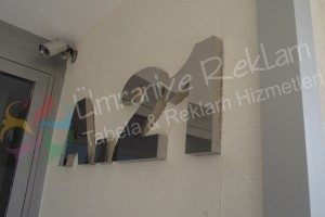 krom harf apartman numarası