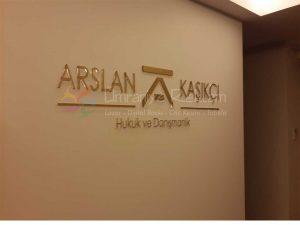 Ofis içi Logo Tabela ümraniye