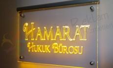 Işıklı Ofis Tabela Erenköy