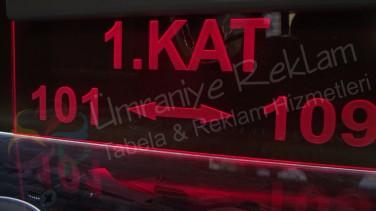 Işıklı Hotel Kat Numaraları