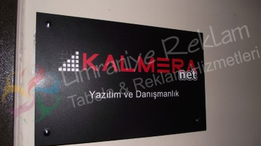 Ofis Giriş Tabela Ataşehir