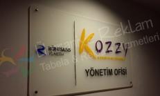 Ofis Giriş Tabela Kozzy