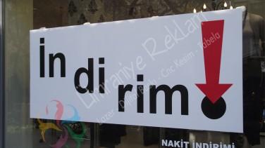 kampanya cam yazısı kozyatağı