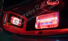 araç içi pleksi lazer kesim