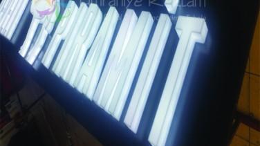ışıklı tabela ümraniye reklam tabela