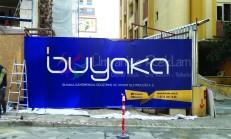 inşaat alanı reklam görselleri