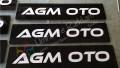 galeri plakalık AGM OTO rize