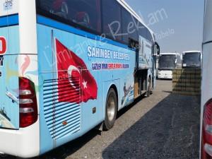 otobüs reklam giydirme