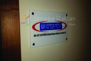 kapı tabela brandium ataşehir