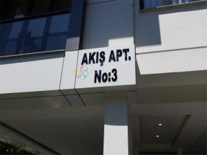 Apartman İsmi