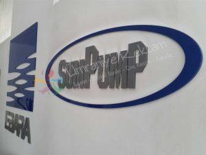 pleksi firma logo